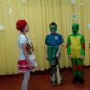 Альбом: «Новорічні пригоди Червоної Шапочки та царівни Несміяни»